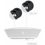 SENSO2.5/W - 4x CELO2 + NOBA8A - White