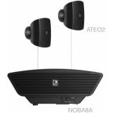 SONA2.3/B - 2x ATEO2 + NOBA8A - Black