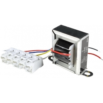 TR1024F - Audio line transformer 24W 100V - with FastCon™ connection