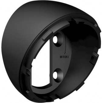 WMA20/B - Extension mount with 30° incline angle for ATEO2 - Black