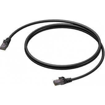 BSD550U/1.5 - Networking cable - CAT5 - U/UTP - RJ45 - LSHF - 1.5 meter