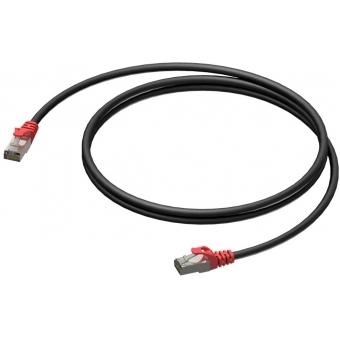BSD550UX/1.5 - Networking cross cable - CAT5 - U/UTP - RJ45 - LSHF - 1.5 meter