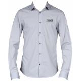 PROMO6125 - PROCAB promotion shirt grey with embroidered logo - EXTRA EXTRA LARGE