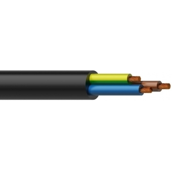 TTX-3G2.5/1 - Power cable TITANEX  - H07RN-F 3G2.5 - 3 x 2.5 mm² - 13 AWG - 100 meter