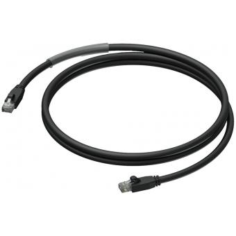 PRD500/1.5 - Networking cable - CAT5E -  SF/UTP - RJ45 - DuraFlex™ - 1.5 METER