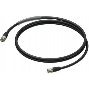 PRV158/0.5 - 3G-SDI cable - BNC male - BNC male - HighFlex™ - 0.5 METER