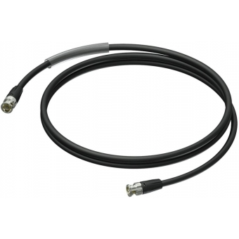 PRV158/3 - 3G-SDI cable - BNC male - BNC male - HighFlex™ - 3 METER
