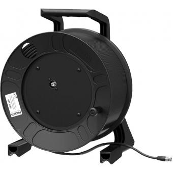 PRX160/100 - Cable reel - 3G-SDI - BNC female - BNC male - HighFlex™ - 100 meter