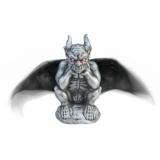 EUROPALMS Halloween Gargoyle, animated, 31cm