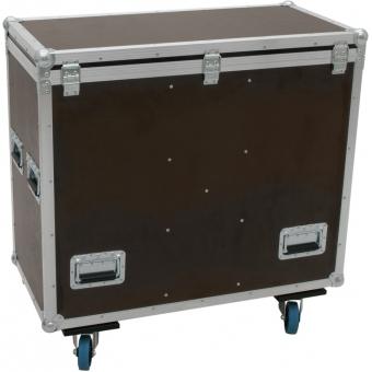 ROADINGER Flightcase 2x DMH-300 LED #2