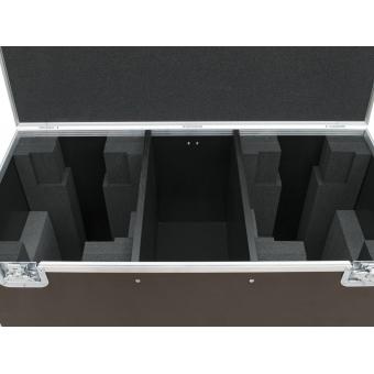 ROADINGER Flightcase 2x DMH-300 LED #4