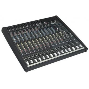 DAP-Audio GIG-164CFX 16 Channel live mixer incl. dynamics & DSP
