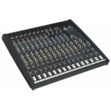 DAP-Audio GIG-164CFX 16 Channel live mixer incl. dynamics & DSP