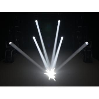 EUROLITE LED TMH-X18 Moving-Head Beam #13