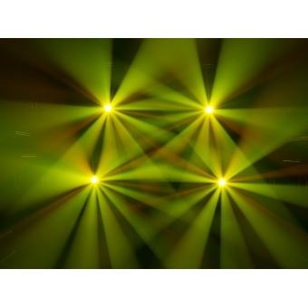 EUROLITE LED TMH-X18 Moving-Head Beam #16
