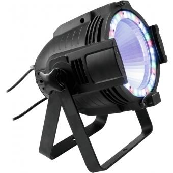 EUROLITE LED ML-56 COB RGBAWUV Hypno Floor bk #7