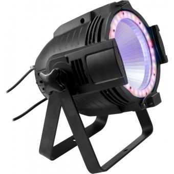 EUROLITE LED ML-56 COB RGBAWUV Hypno Floor bk #8