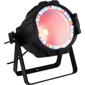 EUROLITE LED ML-56 COB RGBAWUV Hypno Floor bk #9
