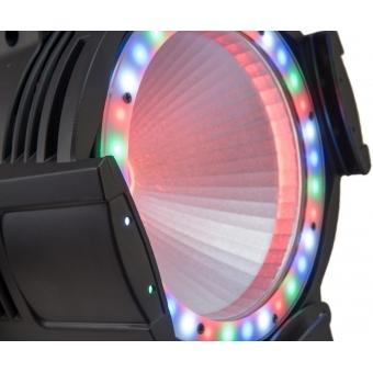 EUROLITE LED ML-56 COB RGBAWUV Hypno Floor bk #10