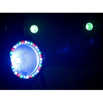 EUROLITE LED ML-56 COB RGBAWUV Hypno Floor bk #11
