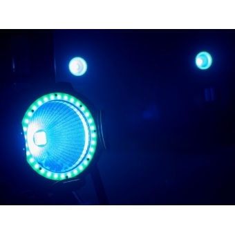 EUROLITE LED ML-56 COB RGBAWUV Hypno Floor bk #13