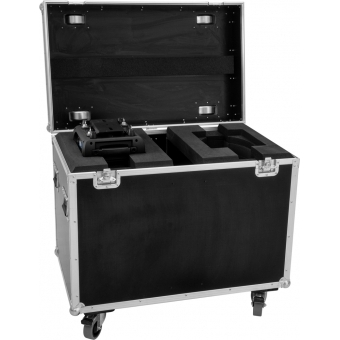 ROADINGER Flightcase 2x DMH-200 LED #2