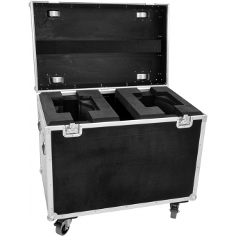 ROADINGER Flightcase 2x DMH-200 LED #4
