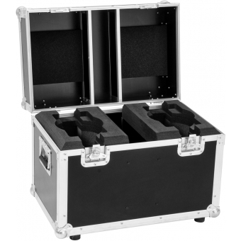 ROADINGER Flightcase 2x LED TMH-41 #2