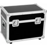 ROADINGER Flightcase 2x LED TMH-41