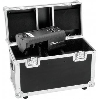 ROADINGER Flightcase 2x LED TSL-150 #3