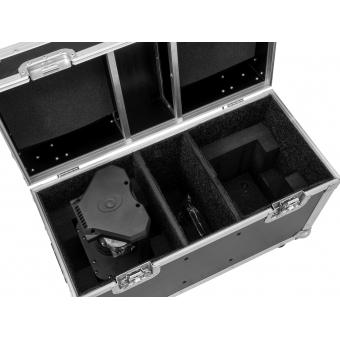 ROADINGER Flightcase 2x LED TSL-150 #5