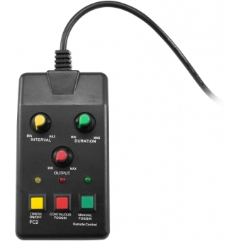 EUROLITE Remote control (Timer) LNB-600 LED Hybrid Fog Bubble #2