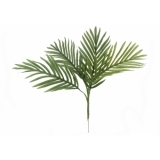 EUROPALMS Areca palm seedling, artificial plant, 60cm
