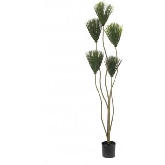 EUROPALMS Papyrus plant, artificial plant, 130cm