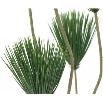 EUROPALMS Papyrus plant, artificial plant, 130cm #2