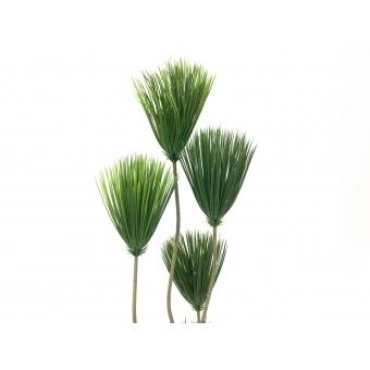 EUROPALMS Papyrus plant, artificial plant, 130cm #3
