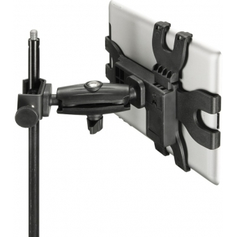 Adam Hall Stands SMS 14 PRO Professional Microphone Stand Holder for iPads #4