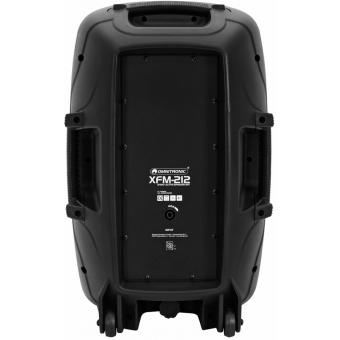 OMNITRONIC XFM-212AP Active 2-Way Speaker Set with Wireless Micr #9