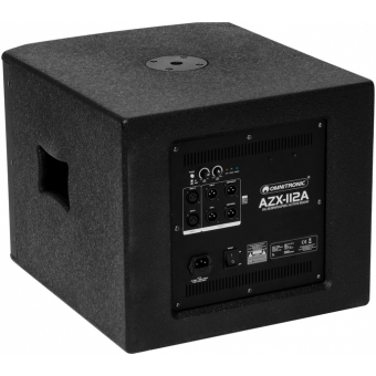 OMNITRONIC AZX-112A PA Subwoofer active 300W #3