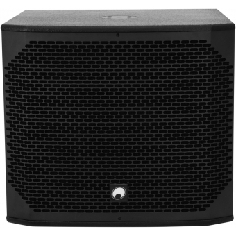 OMNITRONIC AZX-118A PA Subwoofer active 400W #5