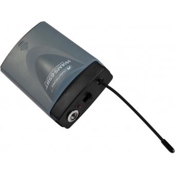 OMNITRONIC WAMS-65BT Bodypack Transmitter incl. Headset #3