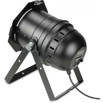 Cameo PAR 64 CAN TRI 3W BS 18 x 3 W TRI colour LED RGB PAR light in black housing #2
