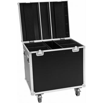 ROADINGER Flightcase 4x LED PFE-250 #3