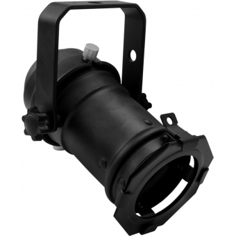 EUROLITE Set PAR-16 Spot GU-10 black + GU-10 230V LED SMD 7W 640 #4