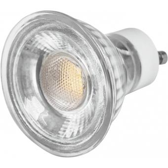 EUROLITE Set PAR-16 Spot GU-10 black + GU-10 230V LED SMD 7W 640 #7