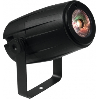 EUROLITE Mirror Ball 30cm with motor + LED PST-5 QCL Spot bk #10