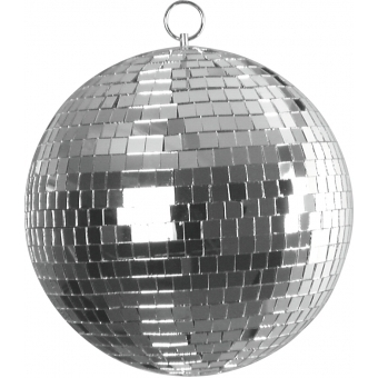 EUROLITE Mirror Ball 20cm with motor + LED PST-5 QCL Spot bk #9
