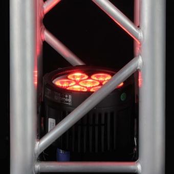 Cameo FLAT PRO 7 7 x 10 W FLAT LED RGBWA PAR light in black housing #8