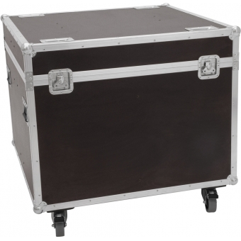 ROADINGER Flightcase 4x DMH-200 LED