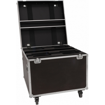 ROADINGER Flightcase 4x DMH-200 LED #2